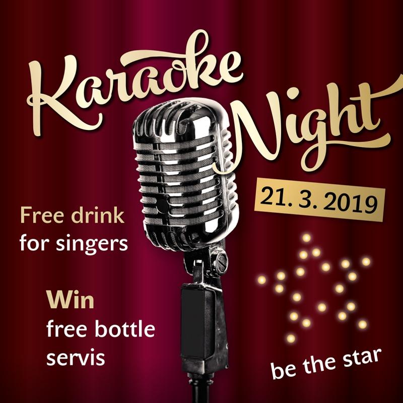 karaoke břez