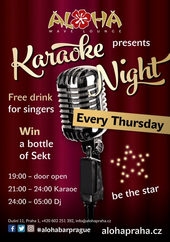 karaoke 2020
